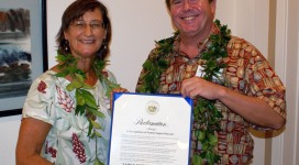 Proclamation by Gov. Neil Abercrombie